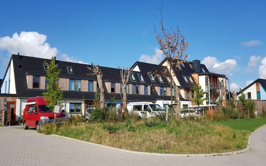 Ecowijk Mandora – Houten