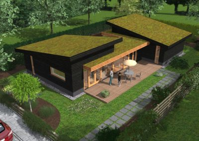 Tiny House Plus – II