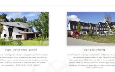Navigeren door de ORIO architecten website is gemakkelijk, informatief en leuk